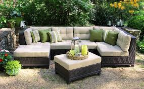 patio furniture sectional ideas:  l shaped outdoor furniture amazing outdoor sectional patio furniture in home remodel ideas with