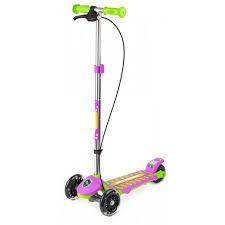 Трехколесный <b>самокат Small Rider Galaxy</b> (светящиеся колеса и ...