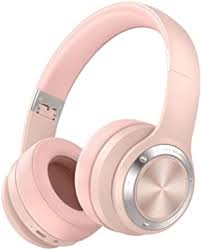 <b>Picun B21</b> Wireless <b>Headphones</b> Over Ear, 110H Playtime Touch ...