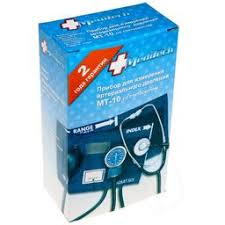 <b>Тонометр</b> механический <b>Meditech</b> МТ-<b>10</b>, 1 шт. купить в Москве ...