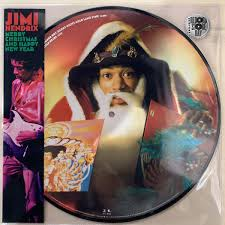 <b>Jimi Hendrix</b> - <b>Merry</b> Christmas And Happy New Year (Picture Disc)