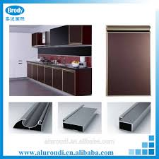 hotsale aluminium kitchen cabinet design