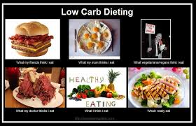 Low Carb Diet Meme | Remake My Plate via Relatably.com