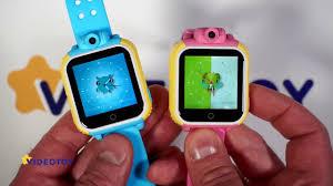 Детские GPS часы с камерой <b>Smart Baby Watch</b> Q75 GW1000 ...