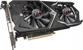 <b>Видеокарта ASRock</b> Phantom Gaming X <b>Radeon RX</b> 580 OC 8GB ...