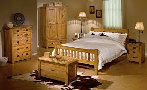 bedroom sets oak