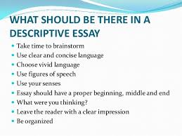 descriptive place essay essay describing a place how to write a descriptive essay