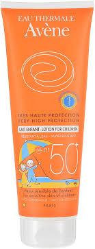 <b>Avene Солнцезащитное детское</b> молочко SPF50+, 250 мл ...
