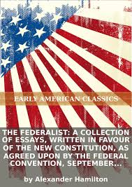 buy the federalist a commentary on the constitution of the buy the federalist a commentary on the constitution of the united states being a collection of essays written in support of the constitution agreed upon
