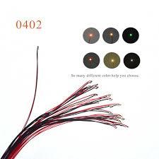 <b>20pcs with 1.5K</b> resistor 0402 SMD model train HO N OO scale Pre ...
