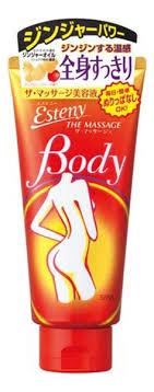 <b>Массажный гель для</b> тела Esteny The Massage Body 180г <b>SANA</b> ...