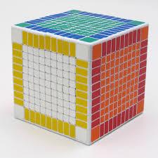 <b>ShengShou</b> 11x11 Puzzle Cube Professional PVC&Matte Stickers ...