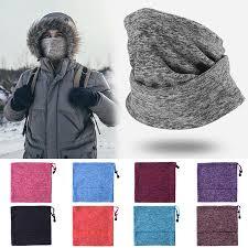 Face <b>Warmer Mask</b> Neck Tube Gaiter <b>Scarf</b> Windproof <b>Bandana</b> ...