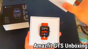 Xiaomi Huami <b>Amazfit GTS</b> Unboxing: Apple Watch Alternative ...