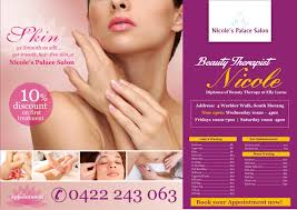 professional salon flyer designs for a salon business in flyer design design 4213735 submitted to beauty salon closed