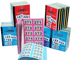 raffle tickets raffle cloakroom tickets 500 or 1000 books tombola draw jumbo brand