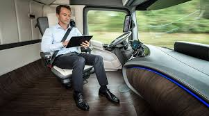 Image result for autonomous truck