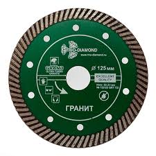 <b>Диск</b> алмазный <b>Trio Diamond Grand</b> Ultra Turbo Granite Flange ...