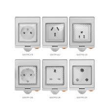 <b>SONOFF S55 Wi-Fi</b> Waterproof <b>Smart</b> Socket <b>Wireless</b> Outdoor Plug
