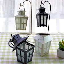 candle holder home decor lantern white