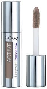 IsaDora <b>Жидкие тени для</b> век Active All Day Wear — купить по ...