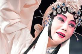 Qing Tan - Emotive Sigh. Stars of the Chinese Opera Performance - tian_mansha_imgsize_S