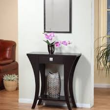 fantastic small entryway table with wall mirror and floral arrangement also cheap entryway table with interior cheap entryway furniture