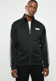 <b>NB athletics track jacket</b> - black New Balance Hoodies, Sweats ...