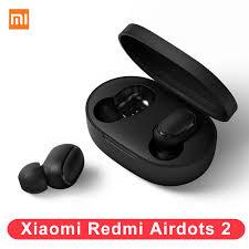 <b>2020 New Xiaomi</b> Redmi Airdots 2 Earphone <b>Bluetooth</b> 5.0 <b>Mi</b> True ...