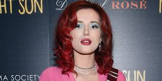 Bella Thorne posted topless photos of herself to foil a hacker, and ...