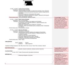 work examples infinity careers original cv 8careers consultants comments