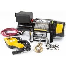 <b>Лебедка электрическая DENZEL LB-2000</b> от 23520 р., купить со ...