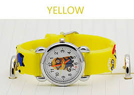 Buy Trendy Tap 3D <b>Cartoon</b> Character Silicone Wrist Watch <b>Cute</b> ...
