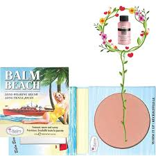 <b>Румяна</b> THE BALM_BALM <b>BEACH</b> LONG WEARING <b>BLUSH</b> 5,57G
