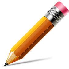 Risultati immagini per pencil icon