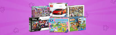 Cool <b>Jigsaws</b> and <b>Puzzle</b> Games for Kids @ Smyths Toys UK
