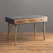 topic related to beautiful devrik collection contemporary design medium brown finish home office desk idea as well as awesome office desk designs brown finish home office