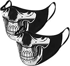 Skull Face Mask - Amazon.co.uk