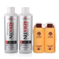 <b>Small Capacity</b> 120ml <b>Magic</b> Master Keratin Treatment Without ...