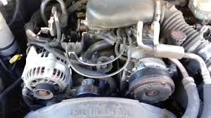 replacing the belt tensioner pulley and belt on chevy s replacing the belt tensioner pulley and belt on 1998 chevy s10