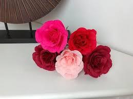 Pin on crepe paper <b>flowers</b>