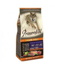 <b>Корм</b> для собак <b>Primordial</b> Adult Dog Mini Holistic Duck Trout <b>Grain</b> ...