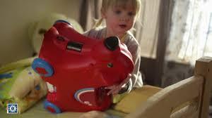 <b>Детский чемодан</b> на колесиках <b>BIG</b> - YouTube