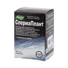 <b>Спермаплант</b> пор. <b>3</b>,<b>5г</b> №10 (Эвалар) по доступной цене в ...