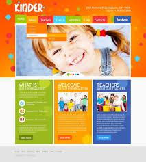 premium psd website templates premium templates day care psd template
