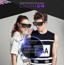Buy CHEMION <b>Glasses</b> Online - <b>Smart</b> Bluetooth <b>LED Glasses</b> on ...