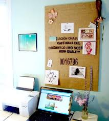 bulletin board designs for office. cool coffee sack bulletin board or use burlap and stencil wording designs for office o