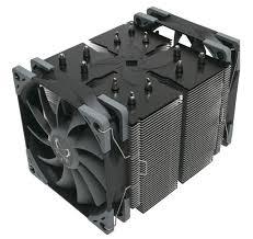 <b>Scythe Ninja 5</b> – очень много металла и два вентилятора всего за ...
