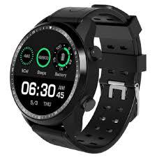 Смарт-<b>часы King Wear KC03</b> Black купить в Киеве цены на Allo ...