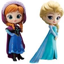 Купить <b>Фигурку Q Posket Disney</b> Characters: Anna & Elsa 85661
